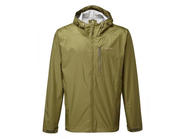 Sherpa Kunde 2,5-Layer Jacket Men gokarna green